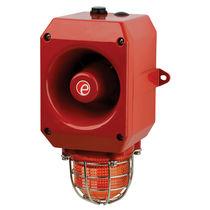 Diffuseur d'alarme sonore IP66 / avec feu au xénon / avec feu de signalisation