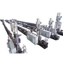 Ligne d'extrusion de tubes / pour PP / pour PP-R / pour PE