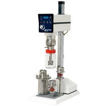 Mélangeur rotor-stator / batch / pour liquides / de laboratoire