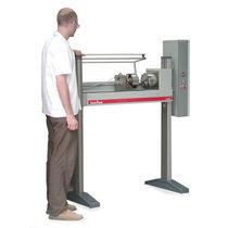 Machine d'essai de torsion / horizontale / mécanique