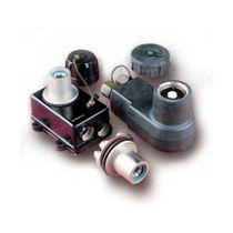 Connecteur d'alimentation électrique / coaxial / circulaire / push-pull