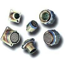 Connecteur d'alimentation électrique / circulaire / avec raccord à vis / haute densité