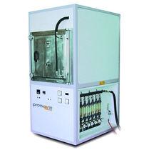 Four sous atmosphère contrôlée / de traitement thermique / d'analyse / à chambre