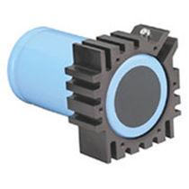 Dissipateur thermique en aluminium / pour condensateur électrolytique / de puissance / extrudé