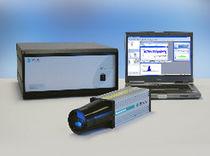 Anémomètre laser à effet Doppler / sans fil / portable
