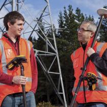 Système de topographie GNSS