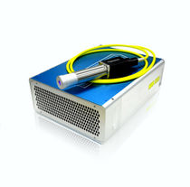 Laser Q switch / à fibre / bleu / de gravure profonde