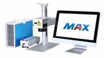 Machine de marquage laser à fibre / benchtop