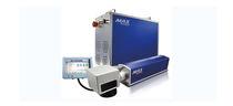 Laser pulsé / à fibre / infrarouge / pour le marquage à la volée