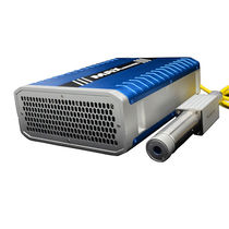 Laser actively Q-switch / à fibre / bleu
