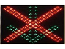 Afficheurs de contrôle des voies / à LED / électroniques