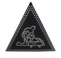 Triangle de chantier