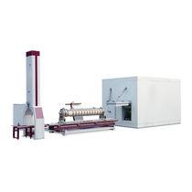 Testeur propagation rapide des fissures / de propagation de fissure / pour tuyaux