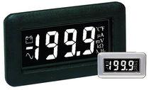 Voltmètre LCD / stationnaire / DC