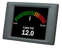 Ampèremètre DC / numérique / à montage sur panneau