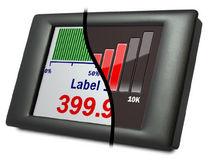 Écran LCD / 240 x 160 / non spécifié