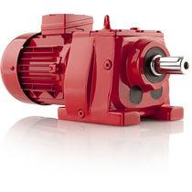 Motoréducteur coaxial / à engrenage hélicoïdal / pour l'industrie agroalimentaire / pour essuie-glace