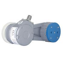 Système de mesure de longueur / avec réglage centralisé / avec roues de mesure 200 mm / compact