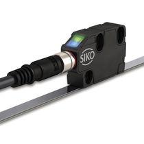 Capteur de position angulaire / linéaire / sans contact / magnétique