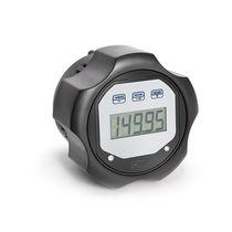 Bouton de commande électronique / mécanique avec indicateur de position