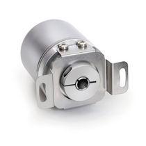 Codeur rotatif absolu / magnétique / avec interface analogique / à axe creux