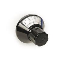 Bouton de commande mécanique avec indicateur de position