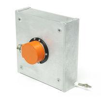 Capteur de position à câble / mécanique / analogique / pour mesures longues distances