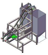 Système de remplissage de silo / automatique