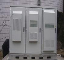 Armoire sur pied / en métal / d'extérieur / IP55