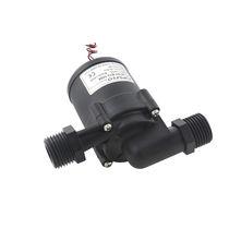 Pompe pour eau chaude / à moteur brushless DC / centrifuge / pour l'alimentaire
