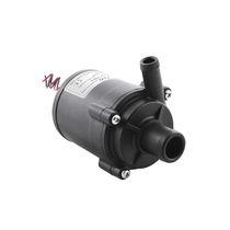 Pompe pour eau chaude / à moteur brushless DC / centrifuge / immergée