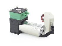 Pompe pour produits chimiques / à moteur brushless DC / à membrane / auto-amorçante