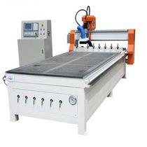 Détoureuse CNC / 3 axes / à bois / avec changeur automatique d'outils