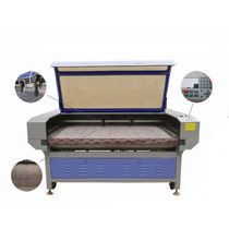 Machine de découpe pour tissus / laser / CNC / de gravure