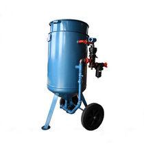 Grenailleuse manuelle / pour métal / à 2 turbines