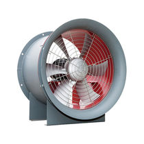 Ventilateur axial / sur pied / anticorrosion / antidéflagrant