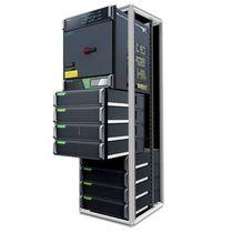 UPS on-line / triphasé / industriel / réseau