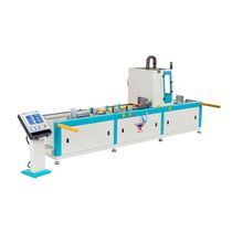 Ligne d'usinage pour profilés en aluminium / CNC