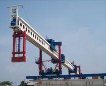 Lanceur de poutre pour la construction de ponts