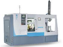 Tour CNC / de haute précision / à chargement/déchargement automatisé / de stockage des pièces de travail