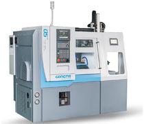 Tour CNC / de haute précision / à chargement/déchargement automatisé / pour petites pièces