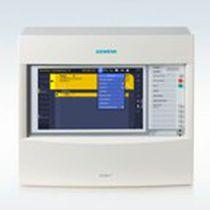 Terminal à écran tactile / pour montage sur panneau / pour systèmes de détection d'incendie / d'affichage