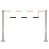 Portique en aluminium extrudé / de limitation de hauteur