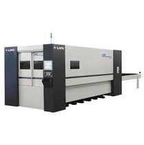 Machine de découpe laser à fibre / d'acier inoxydable / d'acier / pour l'aluminium