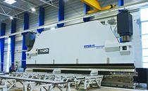 Presse plieuse hydraulique / CNC / de grande dimension / tandem