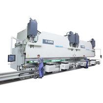 Presse plieuse hydraulique / CNC / tandem / automatique