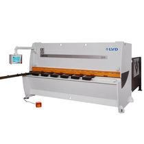 Cisaille hydraulique / pour tôle métallique / guillotine / CNC