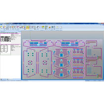 Logiciel de CFAO / pour poinçonneuse CNC / 3D