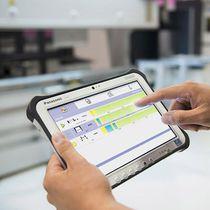 Tablette tactile / Windows / industrielle