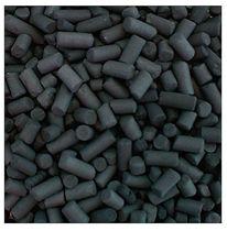 Granulés de charbon actif pour filtre à air